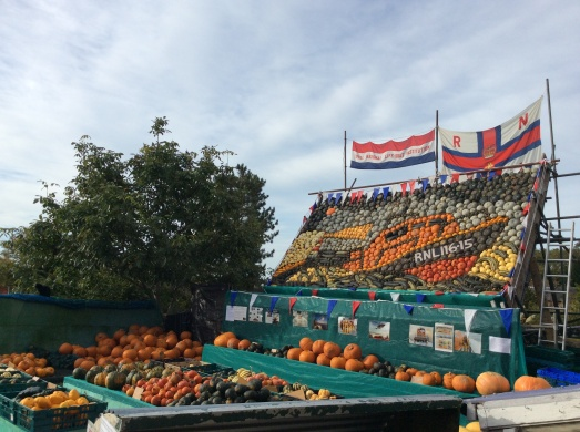 Display at Slindon Pumkins